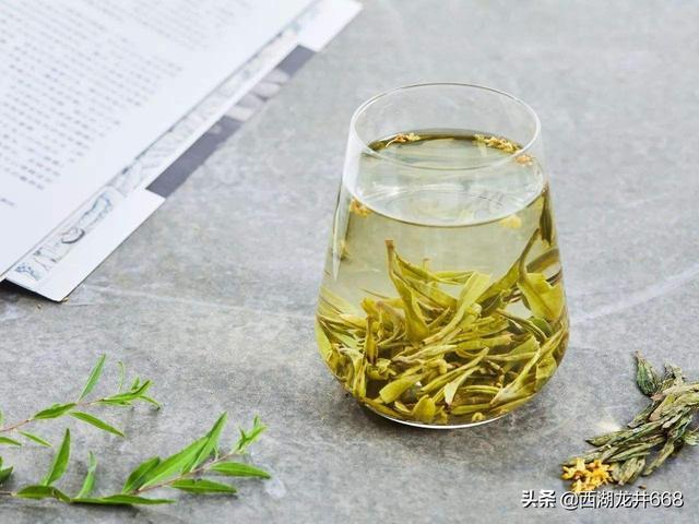 桂花龙井茶和西湖龙井茶有啥区别啊