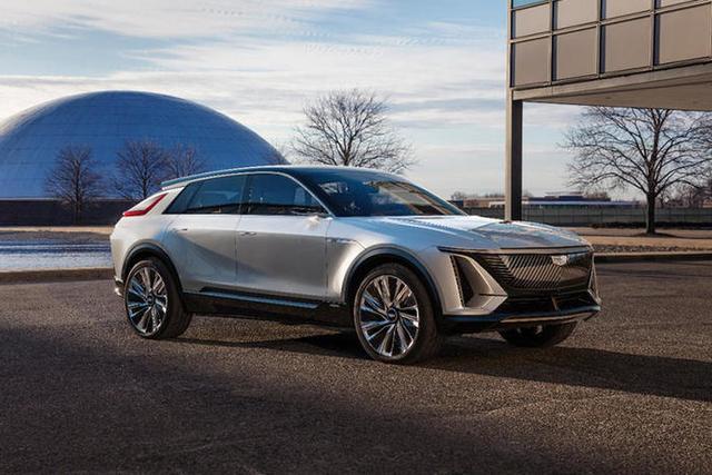 凯迪拉克重磅新车曝光,全新设计语言,来得最晚却有最大的诚意?