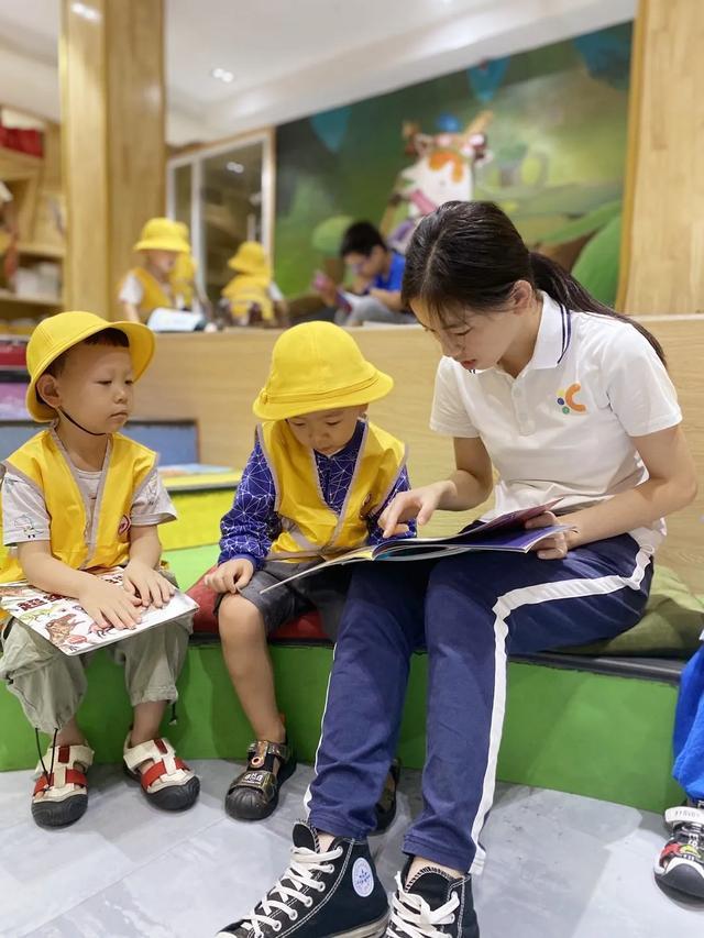 高新区汇爱幼稚园大户外让我们一起度过一个书香弥漫的夏天吧