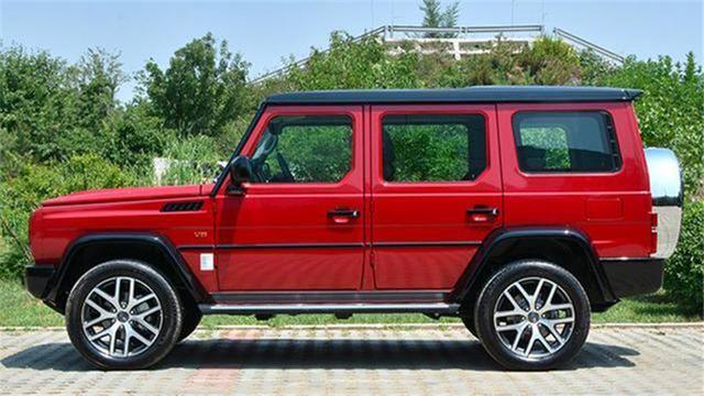 与火星车同台亮相,新增3.0T V6,2020款BJ80售价29.8-39.8万元