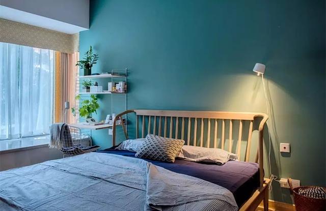 """臥室裝修色彩喜忌,想要睡個好覺,只記著""""明堂暗室""""是不夠的"""