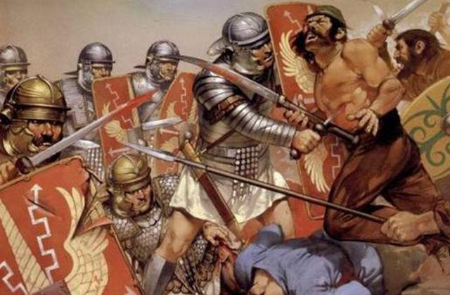 古代战争中第一排的士兵真的必死无疑吗!你错了