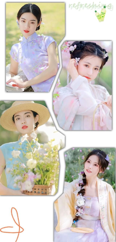 """今年""""新國風""""火了!優雅古典的旗袍,也能時尚又好看"""
