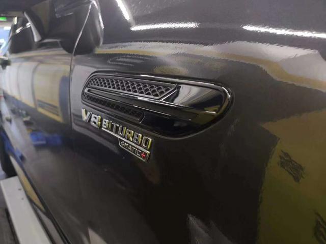 全新奔驰AMG GT63改全车夜色组件、先型特别版后唇尾嘴分享