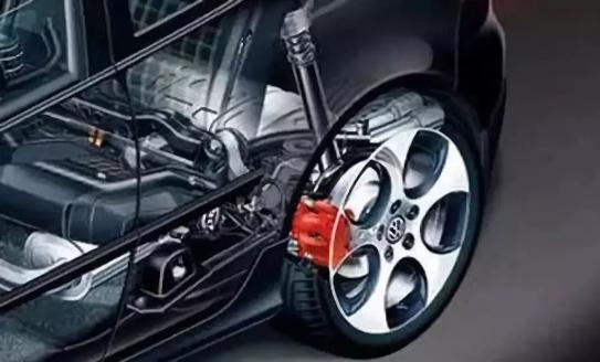 汽车刹车软硬怎么区分