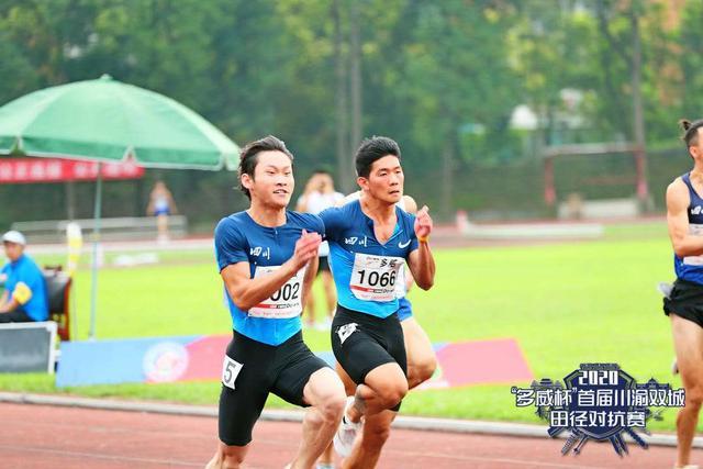10秒18!四川田径小将超百米亚洲青年纪录
