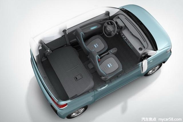 五菱宏光MINI EV订单量破5万,性价比优势凸显
