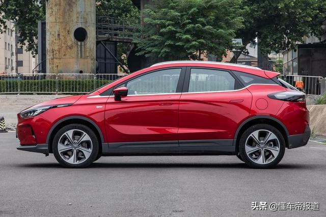 新车 | 几何C纯电动SUV上市 补贴后售12.98-18.28万元