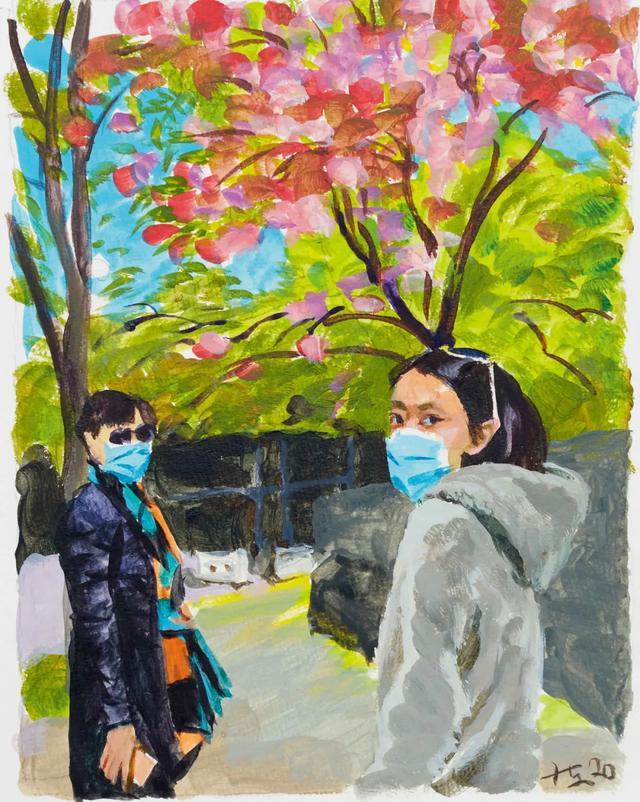 画家刘小东纽约漂流记:我们还回得去吗?