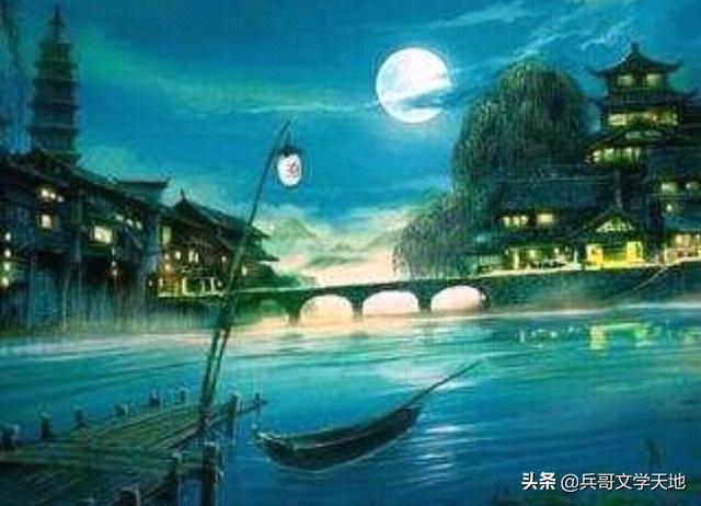 寺庙都是晨钟暮鼓,张继当年为什么听到的是夜伴钟声
