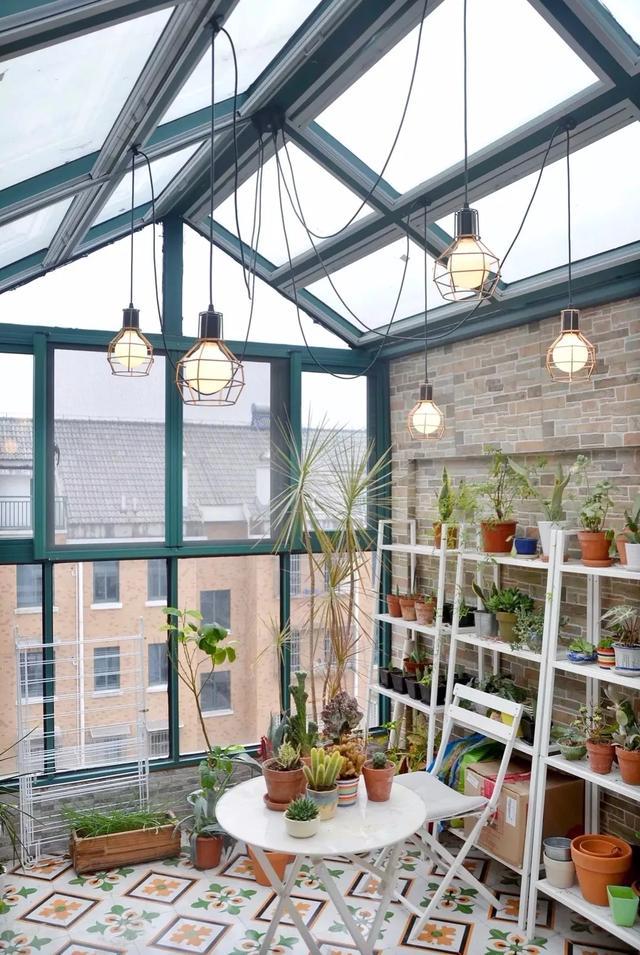 几款经典系统阳光房设计效果图