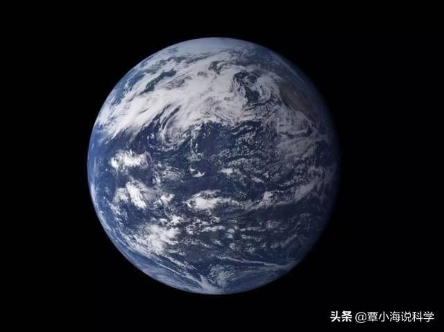 飞行211亿公里,旅行者1号拍的最后一张照片,为什么让人类深思?