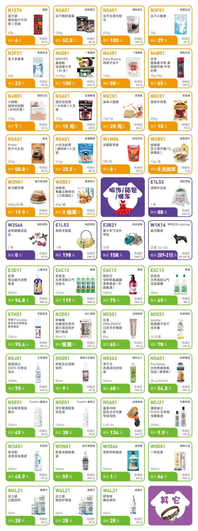 第23届亚洲宠物展正确打开方式:《扫货指南·汪版》薅羊毛攻略