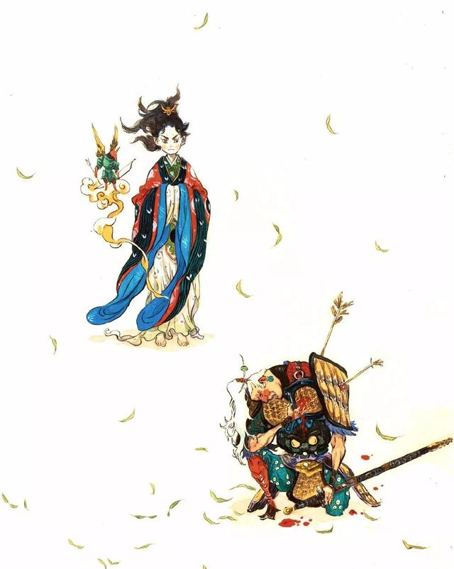 《庆余年》《琅琊榜》狂邀她画海报,这位画家凭什么倍受青睐?