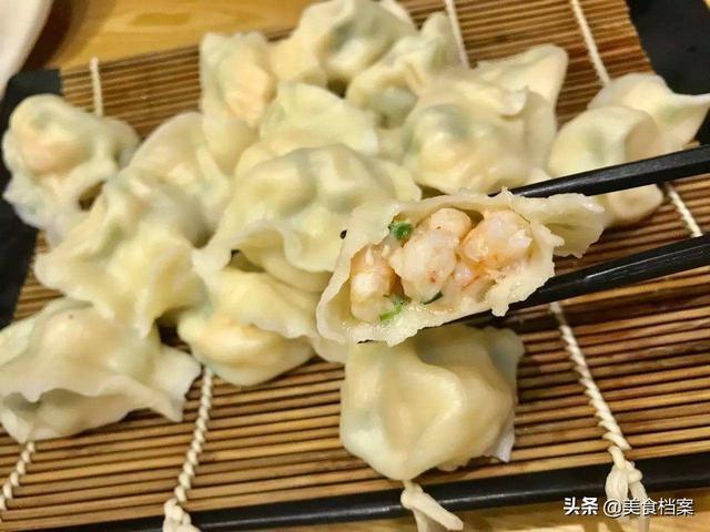 三鲜虾仁饺子馅怎么做
