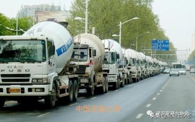 """河南濮阳市要求预拌混凝土企业要做到""""八个百分之百"""""""