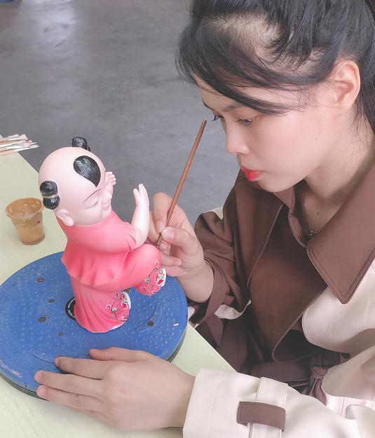 苏天一 · 中国工艺美术大师
