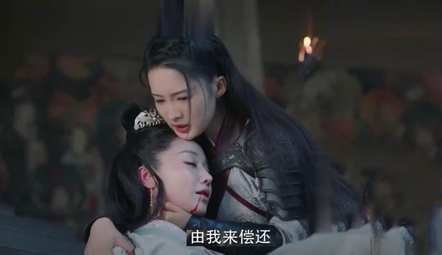 锦绣南歌:王公杀竟陵王,暴露黑衣人身份,子矜心寒自刎替父顶罪