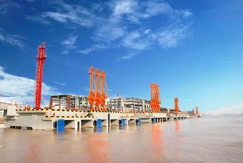 港口与航道工程施工总承包资质标准