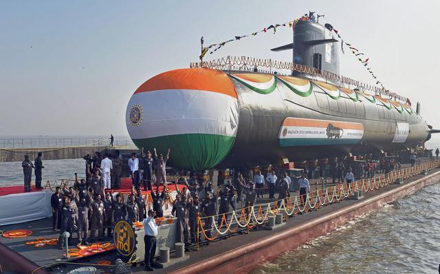 印度庞大造舰计划曝光,光核潜艇就要造10艘,号称稳居亚洲第一