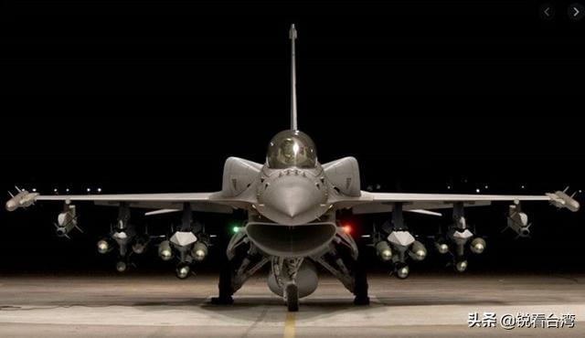美正式对台出售66架F16战机,6年内完成