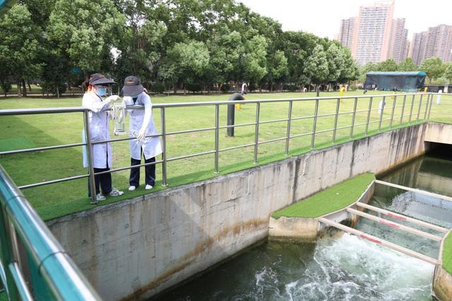 高温下的劳动者——致敬城市排水人