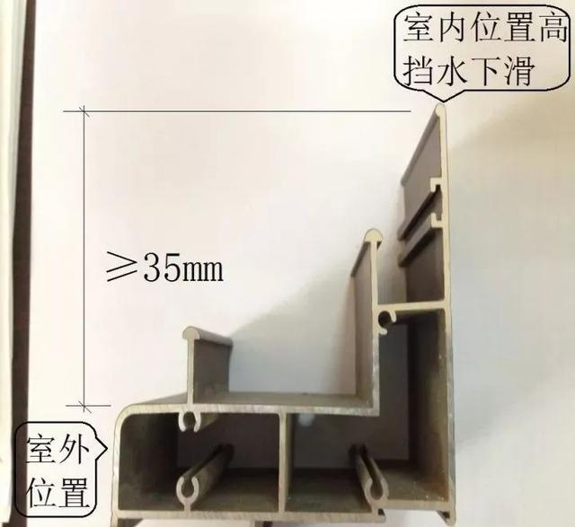 铝合金门窗工程示例及解析