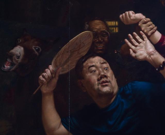 马精虎:非超现实主义的图像叙事