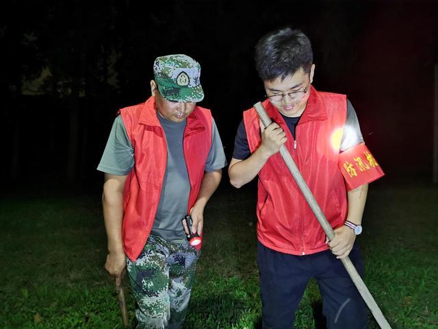 郑蒲港新区:在防汛大考中发挥基层党组织战斗堡垒作用和先锋模范作用