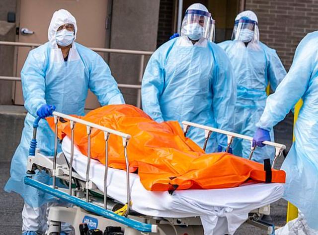 真实感染达4000万人?美疾控中心:新冠感染数可能是目前已知10倍