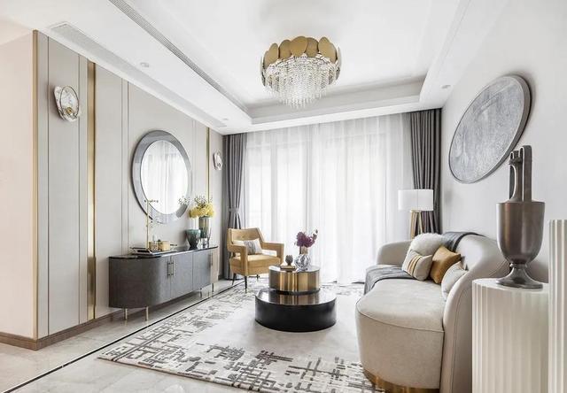 他家106平的房子堪称装修模板,全屋每寸空间都吸引着我,太美了