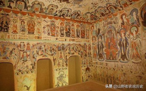 文明的密码:流行于盛唐的壁画文化,在艺术上有何特色