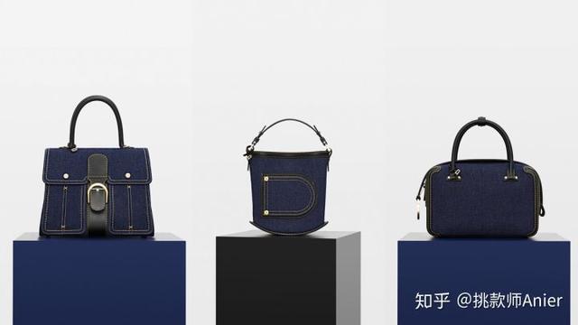 春夏秋冬百搭的精品,Chanel、Delvaux、Dior、Fendi 丹宁包推荐