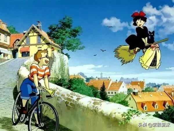 【美文】世界上有一种美,叫宫崎骏动画里的夏天