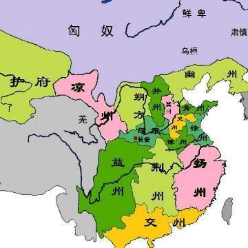 东汉末年群雄割据的时候朝廷的汉军都到哪里去了?