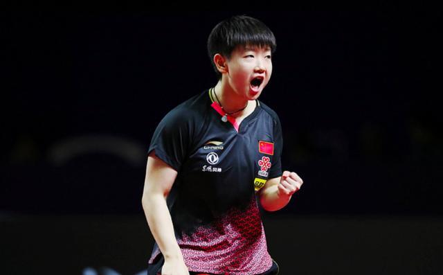 当今女子乒坛,谁打的比赛最有观赏性最吸引人?