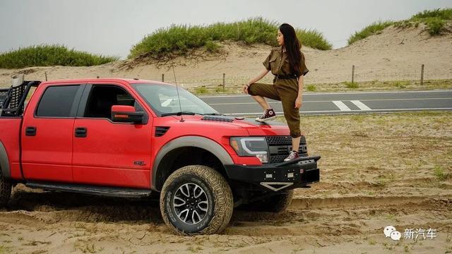 """越野女孩奥利奥与她的红色猛禽沙漠绿洲""""泡沙泉""""(上集)"""