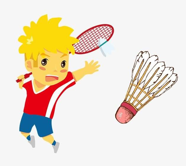 我的拿手好戏打羽毛球作文500字