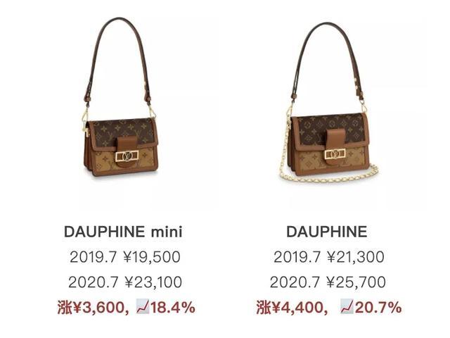 DAUPHINE到底是靠什么坐上了LV新一代热门包款的亚军宝座?