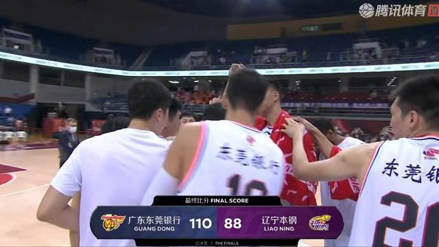 全面反弹!CBA总决赛,赵睿砍下16+6+9+5,帮助广东战胜辽宁