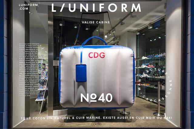 Goyard親戚品牌 L/UNIFORM超小眾的法國品牌,不輸給一線精品