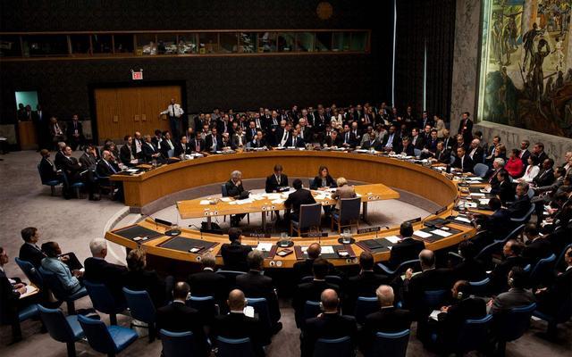 又想避过联合国?蓬佩奥对安理会发出最后通牒,或将单独采取措施