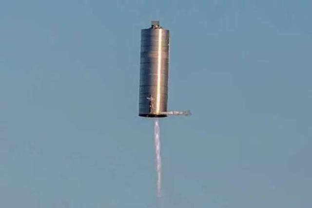 """美国上空出现""""大水桶"""",又是马斯克的搞鬼,他真要把人送往火星"""
