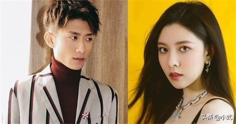 宋妍霏宣布今日分手,张一山前女友白雪,否认和他同回酒店