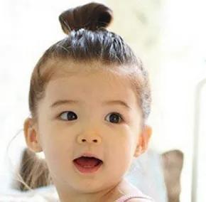 如何给孩子扎出漂亮的发型