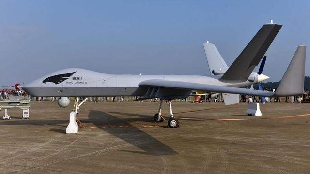 """巴基斯坦向中国定制48架翼龙2,印媒:这或将成为印度""""噩梦"""""""