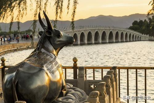 颐和园铜牛的介绍