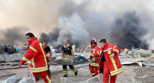 死亡人数破百!黎巴嫩首都突发爆炸,这次普京和特朗普的反应一致