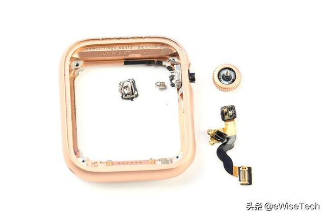 E拆解:从内部分析 Apple Watch Series 5的有何变化