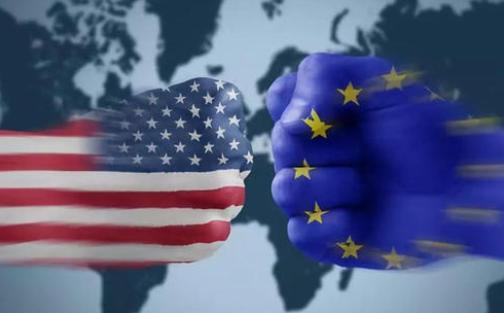 想的真美!欧盟一边想和中国通航,一边对我国挥出制裁大棒